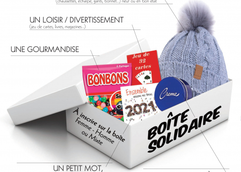 Boîte solidaire