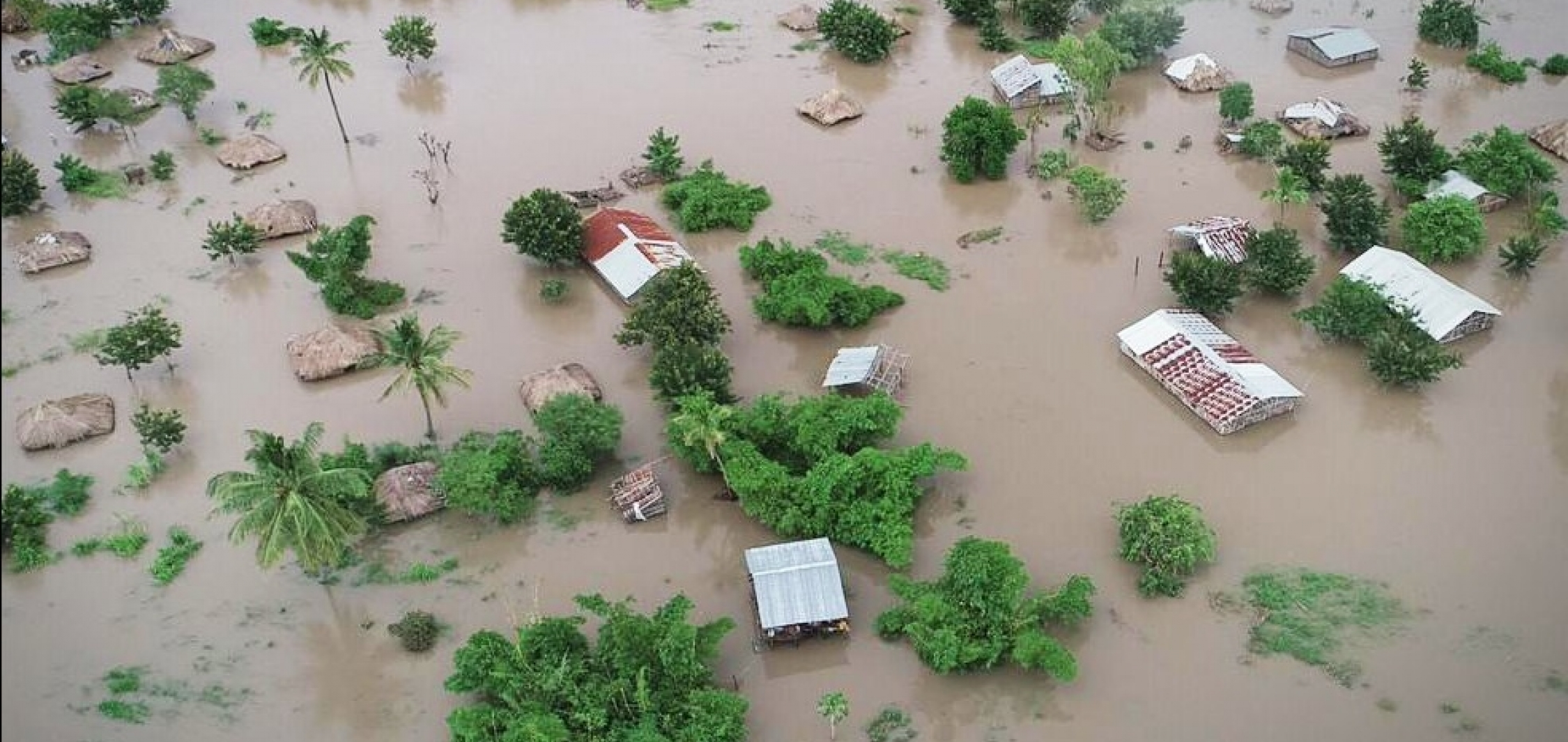 cyclone Mozambique