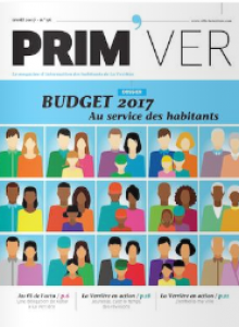 Couverture - Prim'Ver n°96 - avril 2017